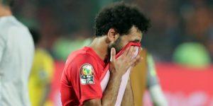 Salah se lamenta de los errores cometidos tras su derrota en la Copa África