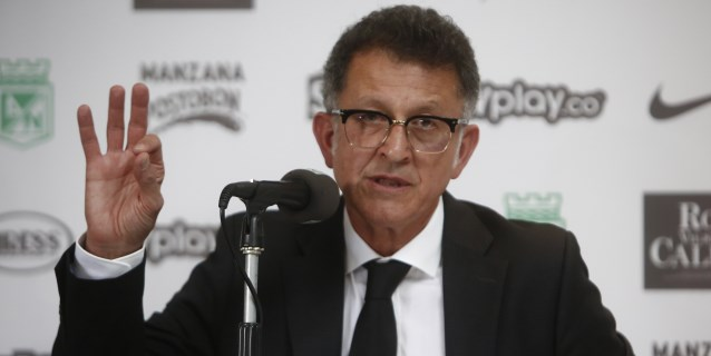El regreso de Osorio a Nacional centra la atención del inicio de la liga colombiana