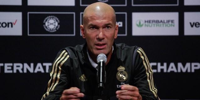 """Zidane asegura que todo el equipo está """"tocado"""" por la """"grave"""" lesión de Asensio"""
