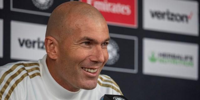 Zidane dice que fue Bale quien pidió no jugar contra el Bayern