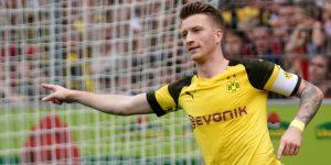 """Marco Reus, elegido futbolista del año en Alemania por la revista """"Kicker"""""""