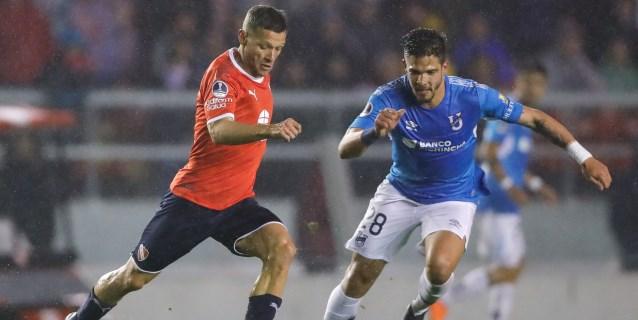 1-0. Independiente gana y buscará su pase a cuartos en la altitud de Quito