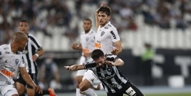 0-1. El Mineiro vence a domicilio y pone un pie en los cuartos de final