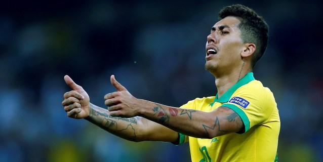 Brasil recupera pegada y olvida el 'jogo bonito'