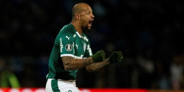 2-2. Palmeiras se recupera de un 2-0 y consigue un valioso empate en Mendoza
