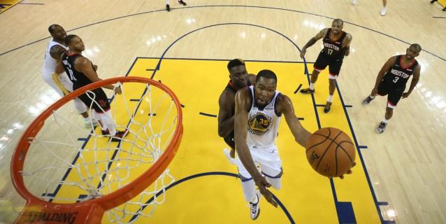 NBA: Durant, Irving y DeAndre Jordan serán nuevos compañeros con los Nets