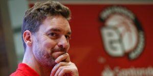 NBA: Gasol anuncia su fichaje por los Portland Trail Blazers