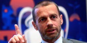 La UEFA asegura que no ha invitado a Argentina a competir en sus torneos