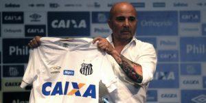 El Santos derrota al Botafogo e iguala al Palmeiras en el liderato de la liga