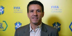 Juninho Paulista es el nuevo coordinador de la selección brasileña