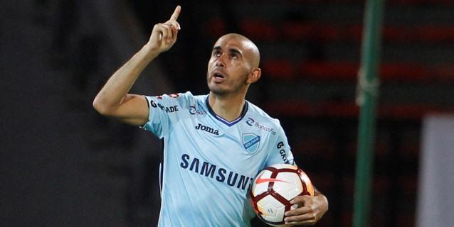 La U de Chile anuncia el fichaje del ariete argentino Marcos Riquelme