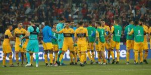 0-1. Boca Juniors derrota al Paranaense en Brasil y toma ventaja en la llave