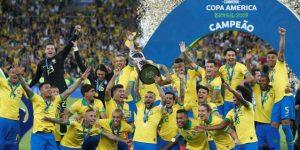 3-1. El Brasil más práctico vuelve a la cima