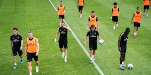 El Madrid completa 5ª jornada de preparación en Montreal con Isco incorporado