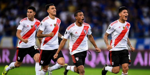0-0 (2-4). River mantiene vivo su sueño al eliminar a Cruzeiro en penaltis
