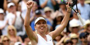 TENIS: Halep vence a Svitolina y disputará su primera final de Wimbledon