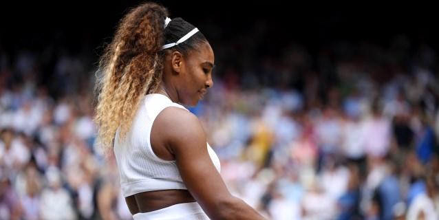 """Serena Williams: """"Hay que comprender que fue su día hoy"""""""