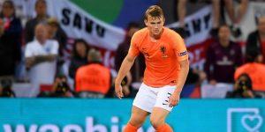 El Juventus eleva la oferta por De Ligt a 67 millones, según la prensa holandesa