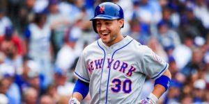 BEISBOL: 4-2. Conforto y los Mets detienen la racha de victorias y los jonrones de los Yanquis