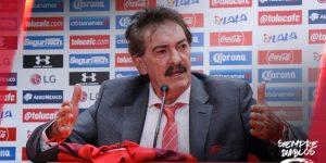 El Querétaro le da un baile al Toluca de La Volpe y lo derrota por 0-2