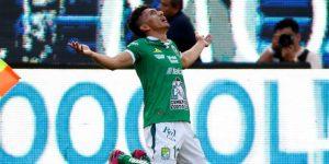 El León vence por 4-3 al Guadalajara y se mete en zona de clasificación