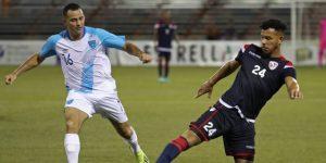 AMISTOSO: República Dominicana aguanta el ímpetu de Guatemala y empatan sin goles en Santiago