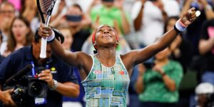 TENIS: Osaka y Gauff, listas para el gran duelo; pierden Halep, Kvitova y Sabalenka