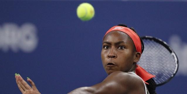 TENIS: Coco Gauff vence a Babos y jugará la tercera ronda ante la campeona, Naomi Osaka