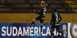 Colón saca la cara por Argentina e Independiente del Valle da la sorpresa