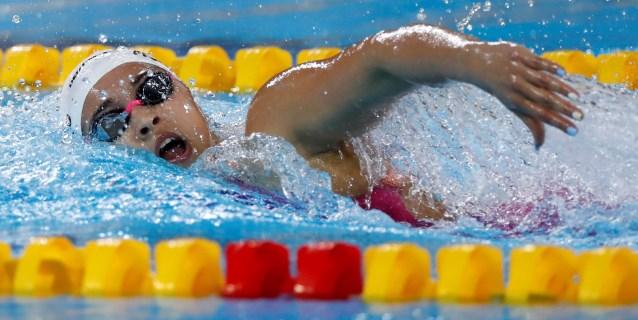 LIMA 2019 NATACIÓN: La argentina Pignatell recoge segundo oro en final de 800 metros