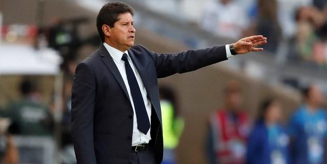 Villegas deja de dirigir la Verde por sus malos resultados en la Copa América