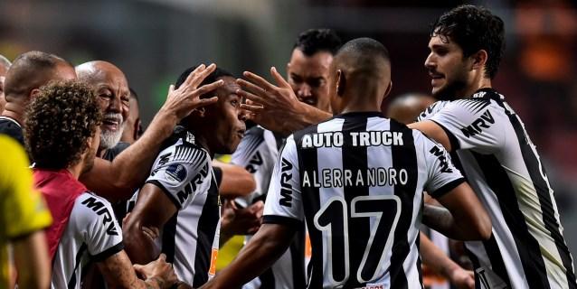 2-1. El Mineiro remonta y toma ventaja por un cupo en las semifinales de la Sudamericana