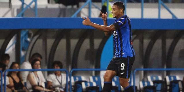Muriel rescata al Atalanta, el Lazio golea y el Milan y el Roma tropiezan