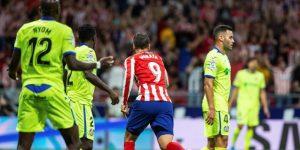 El Atlético cumple la tradición ante el Getafe; el Sevilla arranca fuerte