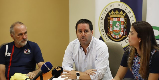 Puerto Rico elige al Villarreal para potenciar el fútbol en la isla caribeña