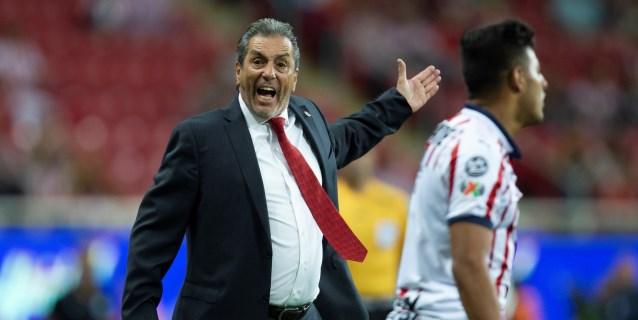 El Guadalajara no está en su mejor nivel, revela el entrenador Tomás Boy