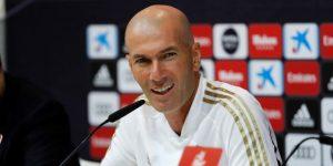 Zidane asegura que cuenta con James y Bale