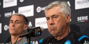 Ancelotti cree que Barcelona podrá probar jugadores por la ausencia de Messi