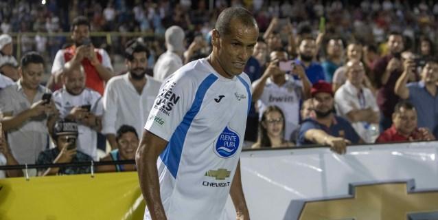 """Rivaldo: """"Si Neymar ficha por el Real Madrid no sería una traición"""""""