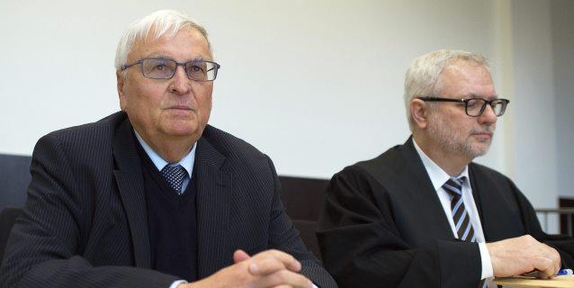 Dos ex presidentes de la Federación de Alemania, acusados de evasión de impuestos