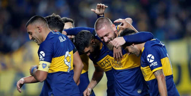 El superclásico River-Boca, plato fuerte de la quinta jornada de la Superliga