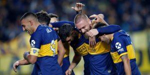 De Rossi debuta con gol, pero Boca cae en los penaltis y queda eliminado