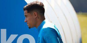 Coutinho, ya en Múnich, espera cerrar este lunes su cesión al Bayern