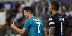 El Juventus no brilla, pero arranca la Serie A con triunfo en Parma (0-1)