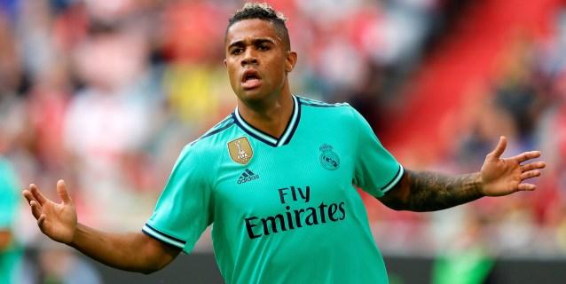 Mariano regresa en el primer entrenamiento para el partido de Villarreal