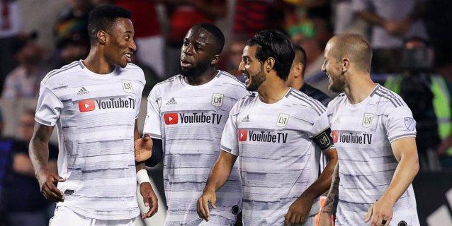LAFC, primer clasificado a los playoffs; igualdad en la Conferencia Este