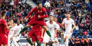 Santos se confía a João Félix y Ronaldo para imponerse a Serbia y Lituania