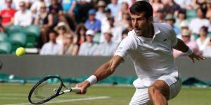 TENIS: Djokovic sigue al frente, Roberto Bautista nuevo en el Top-10