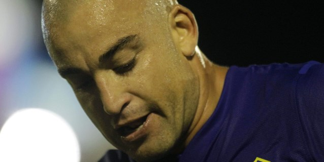 El uruguayo Santiago Silva da positivo en un control antidopaje