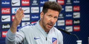 """""""Barcelona y Atlético tienen su escuela; Real Madrid, no"""": Simeone"""